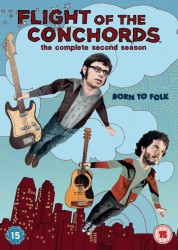 cover Flight of the Conchords - S2