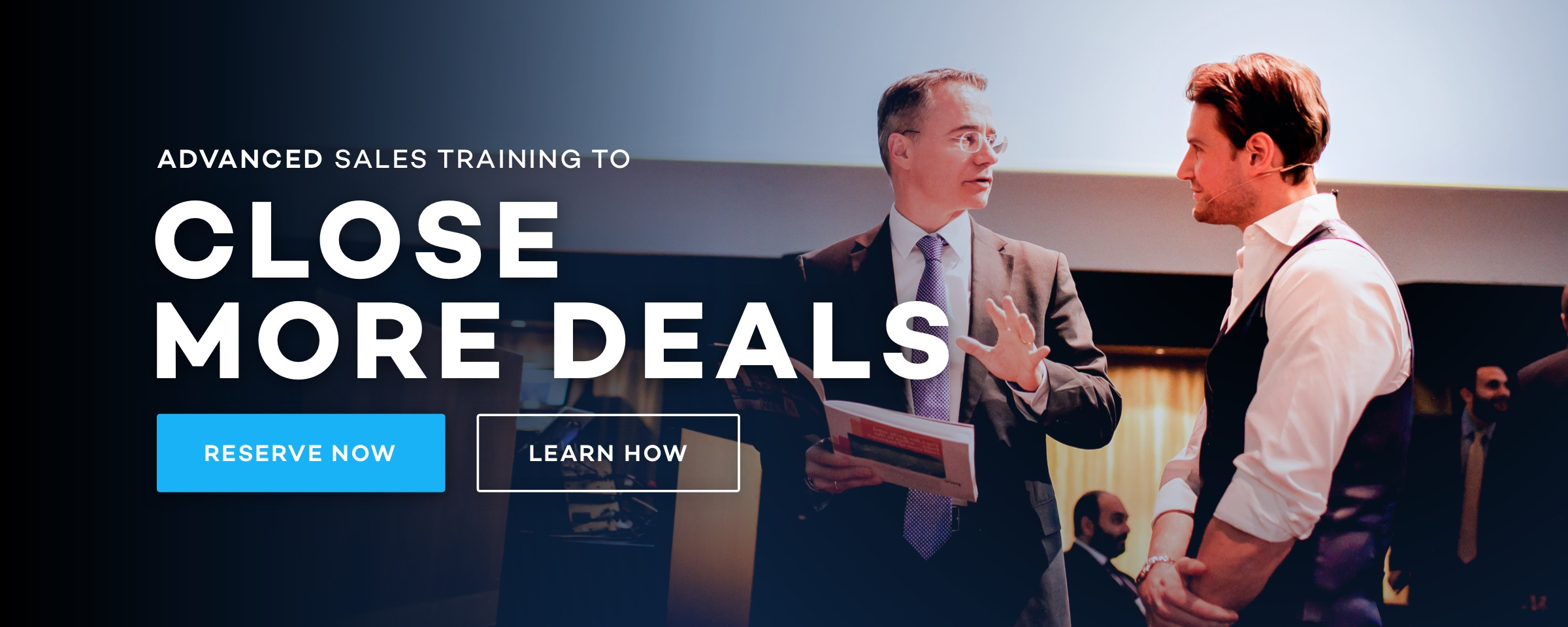 Advanced sales training that closes more deals