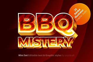 Firecraft Adobe Illustrator Styles images/firecraft_1_cover.jpg