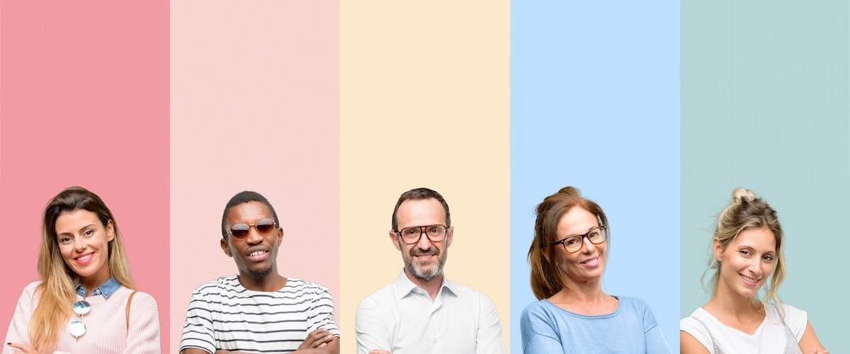 Demographic Profiles For Defining User Personas