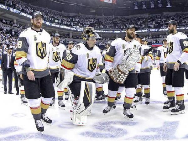 NHL 워싱턴-베이거스 스탠리컵 한판승부