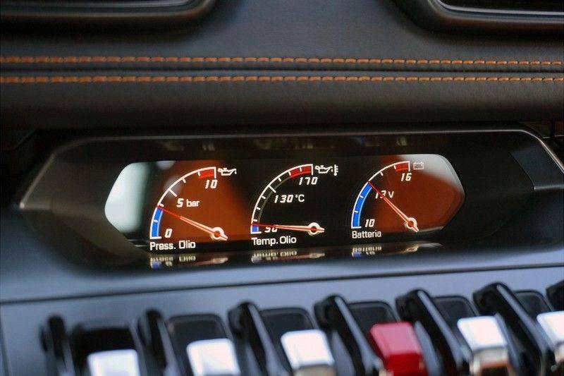 Lamborghini Huracan LP610-4 5.2 V10 Arancio Borealis afbeelding 11