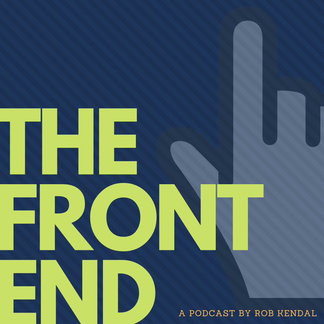 The Front End Podcast logo