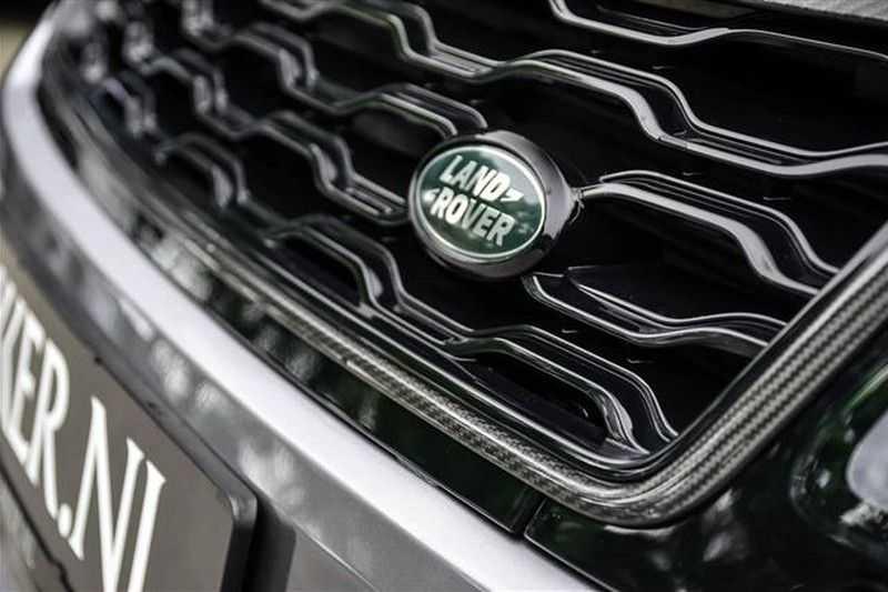 Land Rover Range Rover Sport 5.0 SVR CARBON+PANO.DAK+ACC+HEADUP NP.250K afbeelding 11