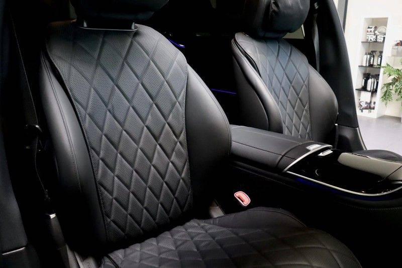 Mercedes-Benz S-Klasse 350d 4Matic Lang AMG Line  VOL Meedraaien as  afbeelding 22
