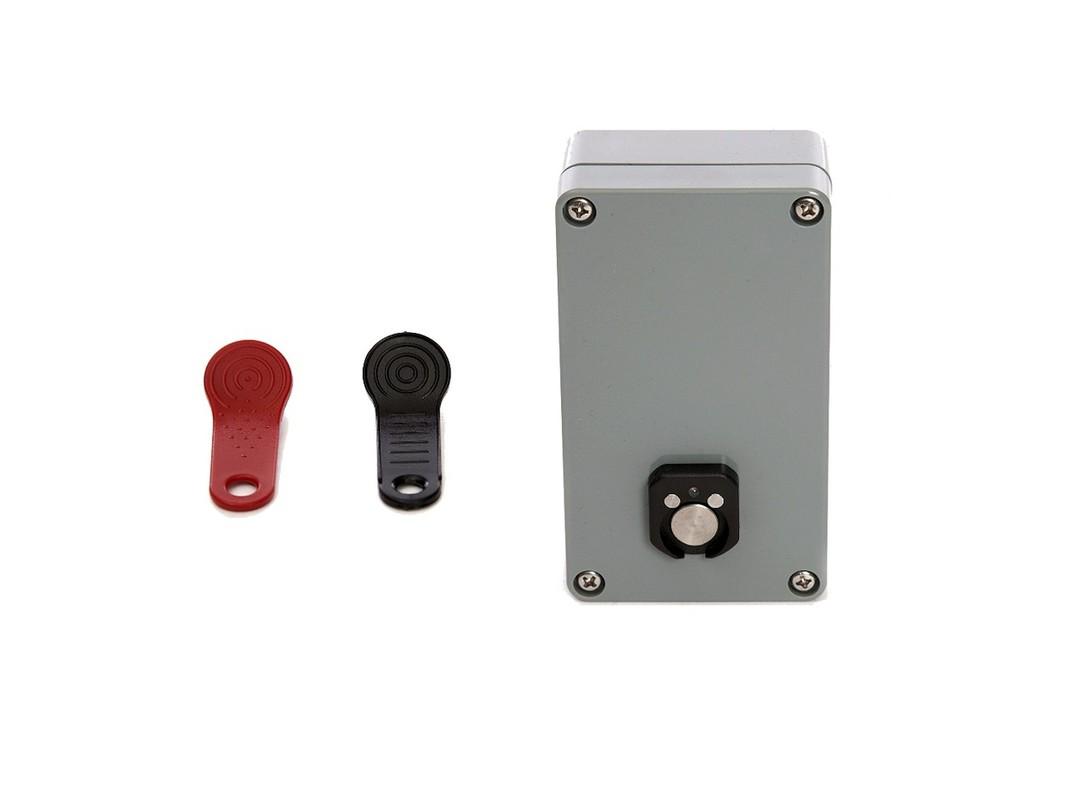 Alarm control system