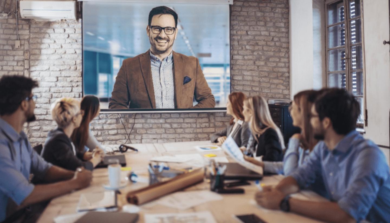 Accruent - Solutions - Video Conferencing & Scheduling - Hero