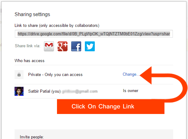Click-On-Change-Button