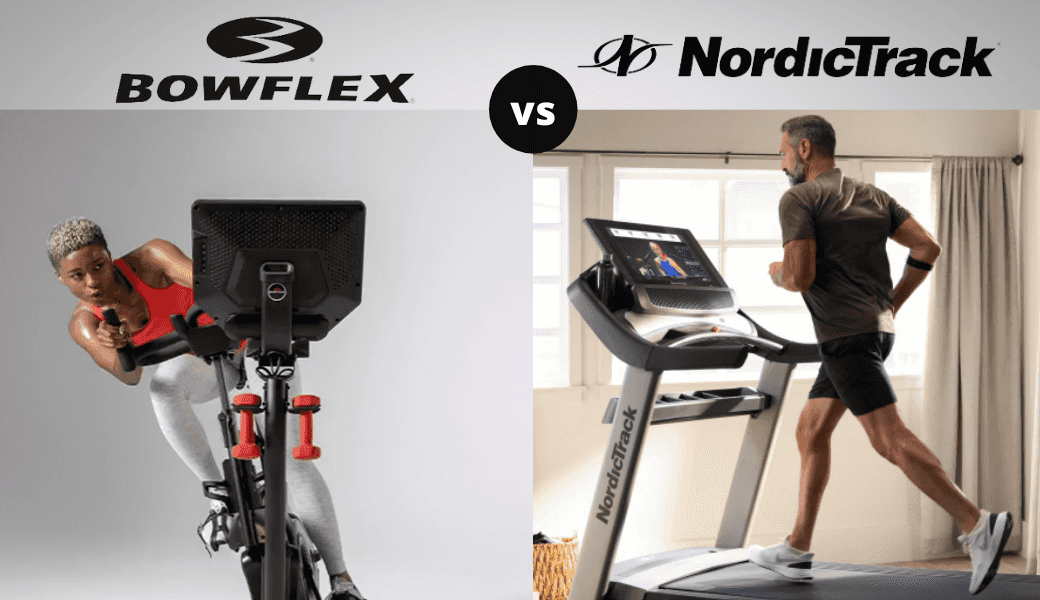Bowflex vs. NordicTrack:, Which is Better?, (2021 Review) cover image