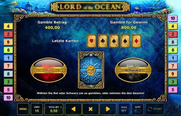 lord of the ocean slot bild risikospiel kartenrisiko