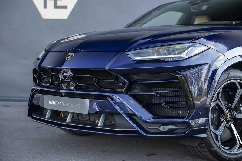 Lamborghini Urus 4.0 V8 + Full Option + Rear Seat Entertainment + Nightvision afbeelding 14
