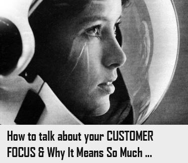 Customer focus image.