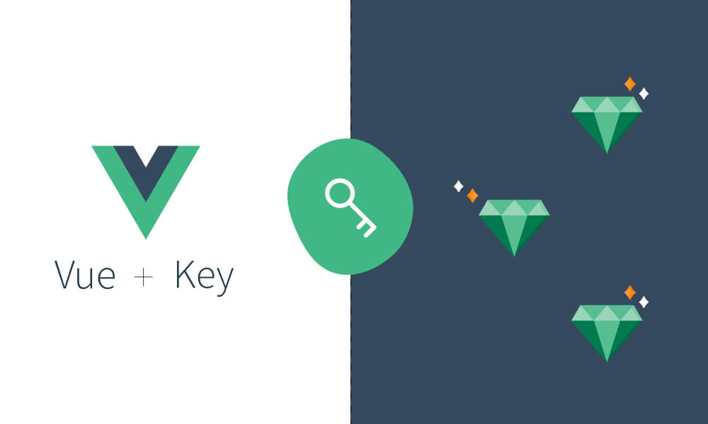 Cover image for Key attribute in Vue
