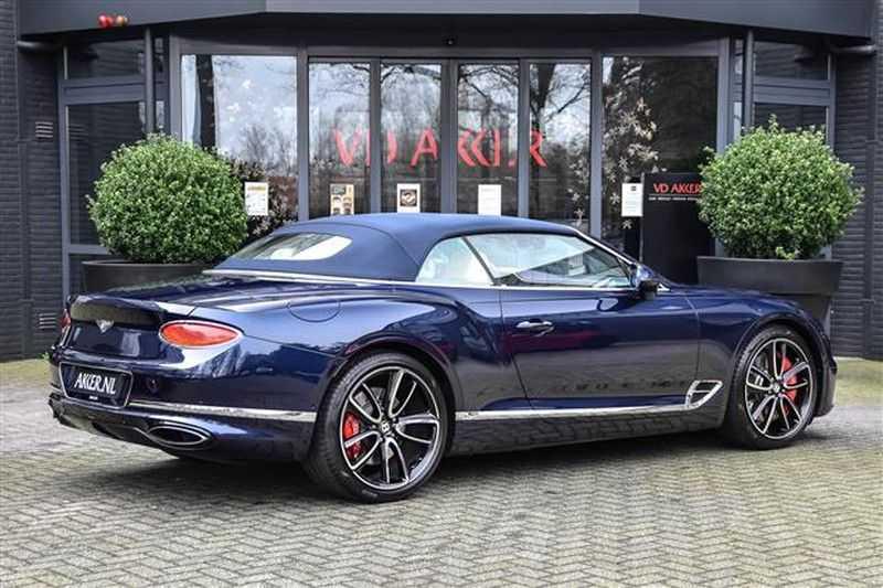 Bentley Continental GTC W12 CENTENARY+MULLINER+MASSAGE+HEADUP afbeelding 2