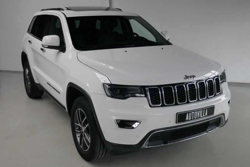 Jeep Grand Cherokee 3.6 Overland LIMITED 4x4 afbeelding 7