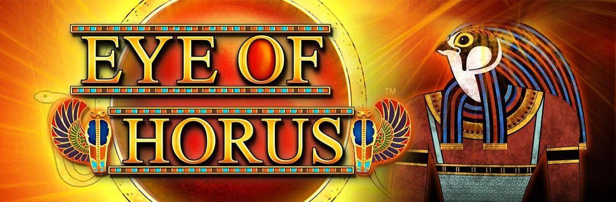 eye of horus merkur slot banner