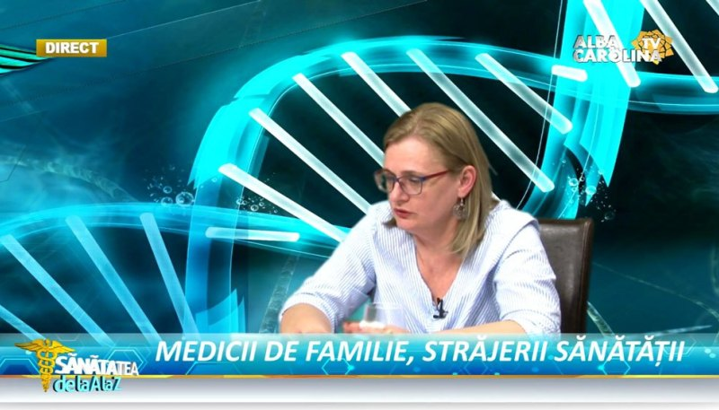 Dr. Strajan Radu Simona Marione, Director Medical Ambulanta Alba