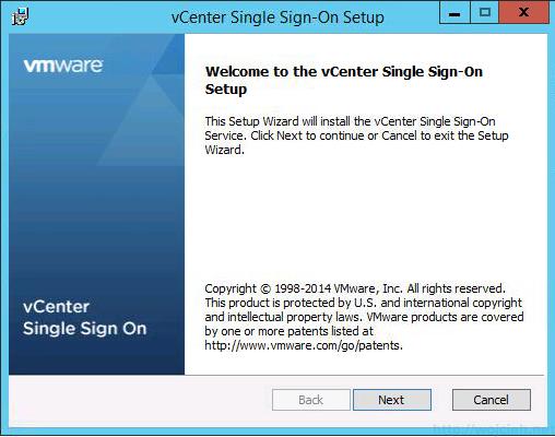 vCenter 5.5 on Windows Server 2012 R2 with SQL Server 2014 – Part 3 - 3