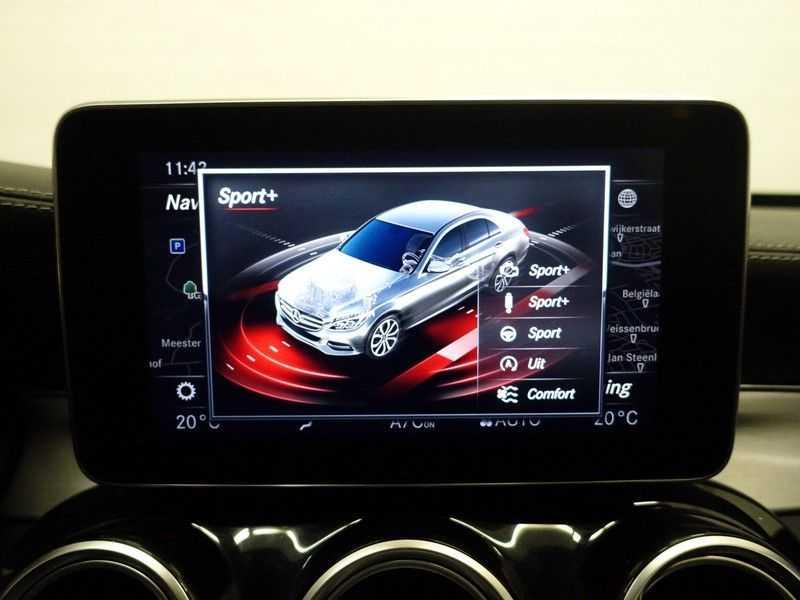 Mercedes-Benz C-Klasse 43 AMG 4M Black Series 368pk Autom- Schuifdak, Burmester, Leer, MBUX, Camera, Full! afbeelding 24