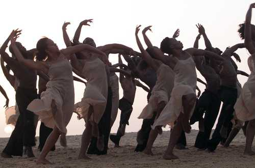 Dancing at Dusk - Amoment with Pina Bausch's The Rite of Spring