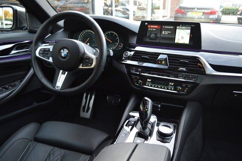 BMW 5 Serie M550d touring afbeelding 5