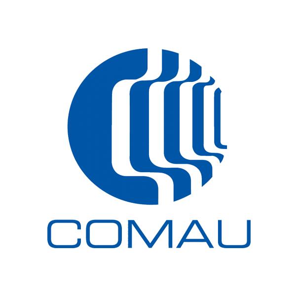 Logo de Comau