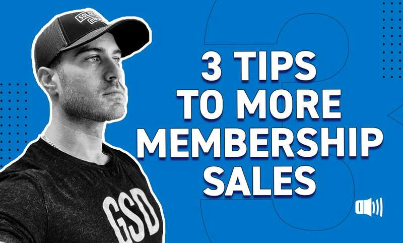 SOLDIERFIT - Brandon - 3 Tips to More Membership Sales V2