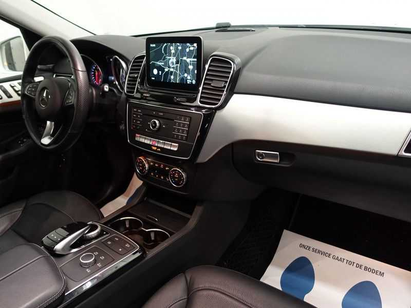 Mercedes-Benz GLE 43 AMG 4MATIC 368pk Aut- Panodak, Leer, Camera, Navi, Full! afbeelding 25