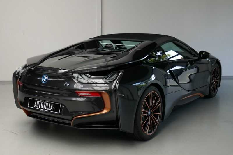 BMW i8 Roadster 1.5 Ultimate Sophisto Edition LaserLight afbeelding 14