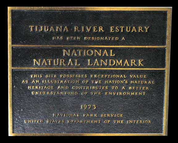 Tijuana River Estuary National Landmark
