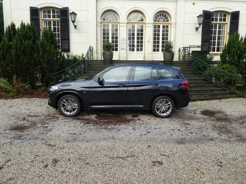 BMW X3 xDrive20i, M-sportpakket, Panorama afbeelding 10