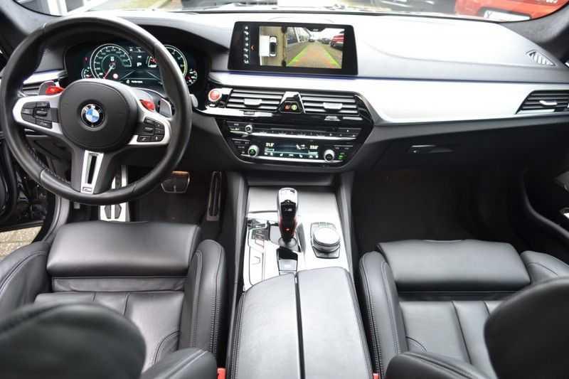 BMW M5 Schuifdak HK M Drivers Package M Stoelen afbeelding 8