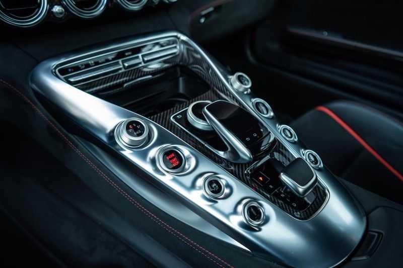 Mercedes-Benz AMG GT 4.0 S, 510 PK, Sportuitlaat, AMG Dynamic Plus, Keramiek, Schaalstoelen, DAB, Carbon, Pano/Dak, UNIEK!! afbeelding 6