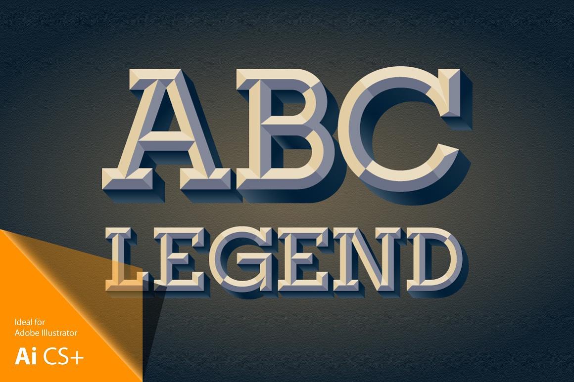 Old Beveled Slab Typefaces images/promo-0.jpg