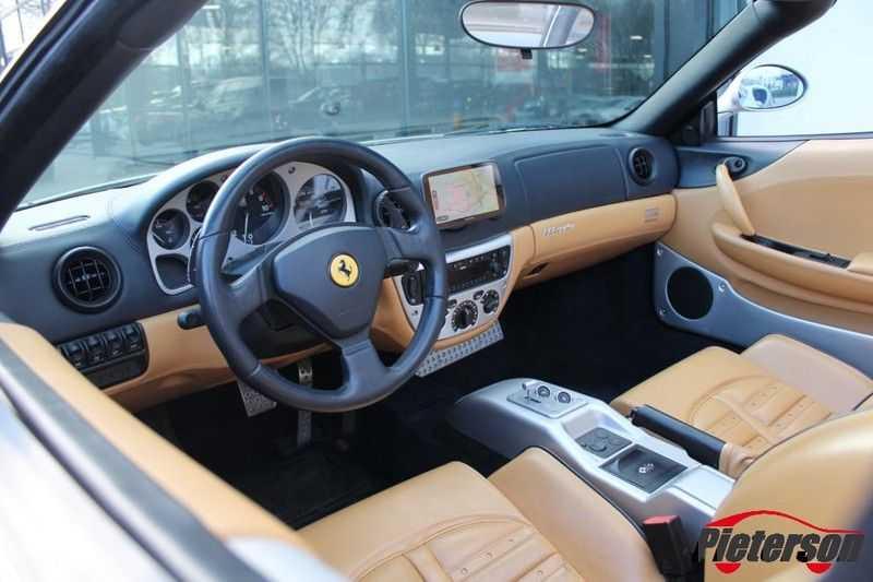 Ferrari 360 3.6 V8 Spider F1 Automaat Leder *Nette staat* afbeelding 9
