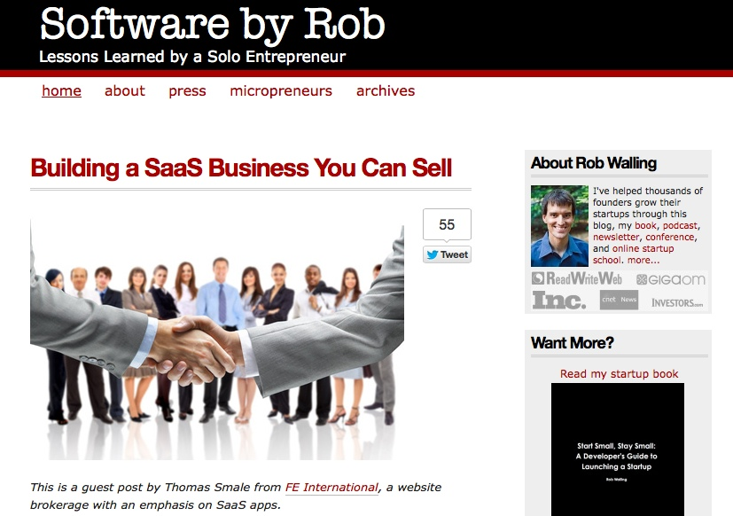 Software By Rob