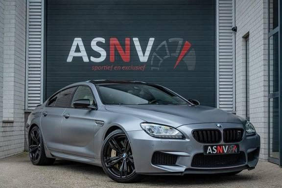 BMW 6 Serie Gran Coupé M6 , 560 PK, M-Drivers Pakket, Keramiek, B&O, Massage, DAB, Soft/Close, 93DKM!!