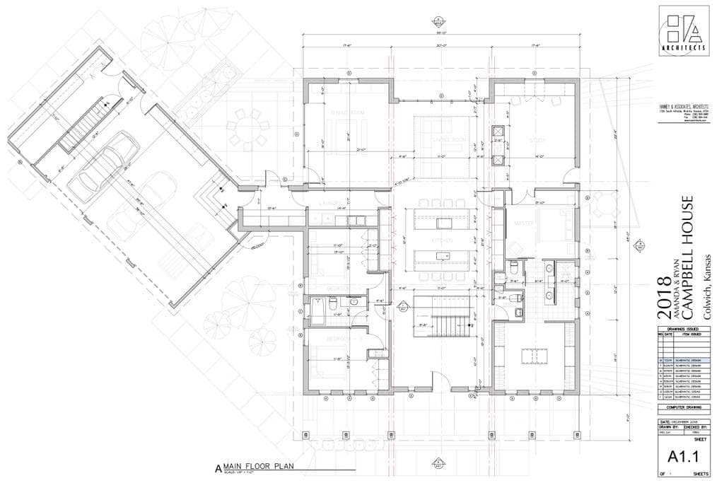 Master Bedroom Floorplan Iterations