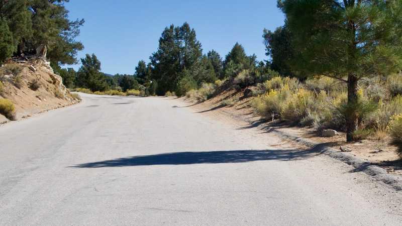 Sherman Pass Road