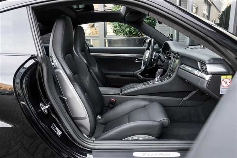 Porsche 911 TURBO GLAS DAK+ADAPT.STOELEN+CAMERA afbeelding 7