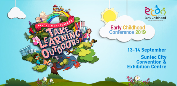 On 13th and 14th September, the Early Childhood Development Agency (ECDA) will be holding their annual Early Children Conference and Exhibition at Suntec City. Attendees will learn and experience fresh approaches to early childhood education. Click on the link to find out more!