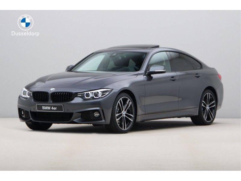 BMW 4 Serie Gran Coupé 420i High Executive M-sport afbeelding 1