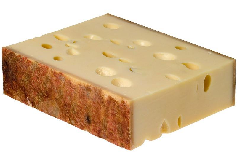 Emmentaler AOC Schweizer Käse
