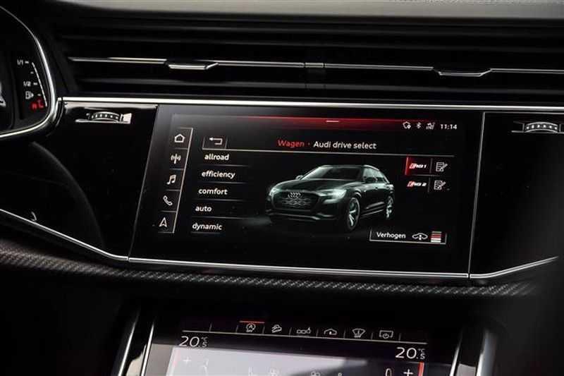 Audi RS Q8 NP.258K DYNAMIC PLUS+PANO.DAK+DESIGNPAKKET afbeelding 19