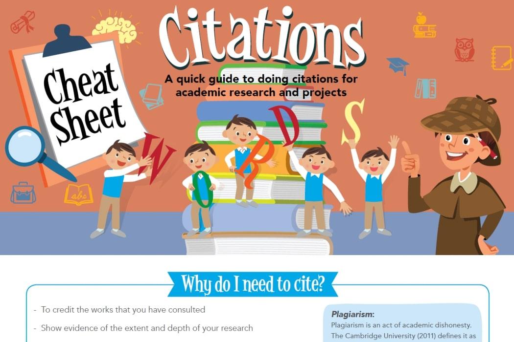 Using Citations