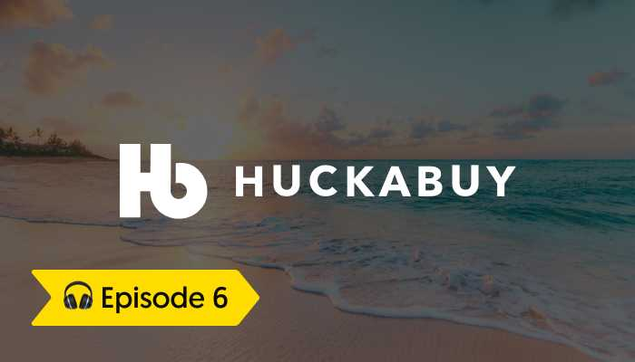 Episode 6: Interview with Geoff Atkinson, Founder and CEO Huckabuy image