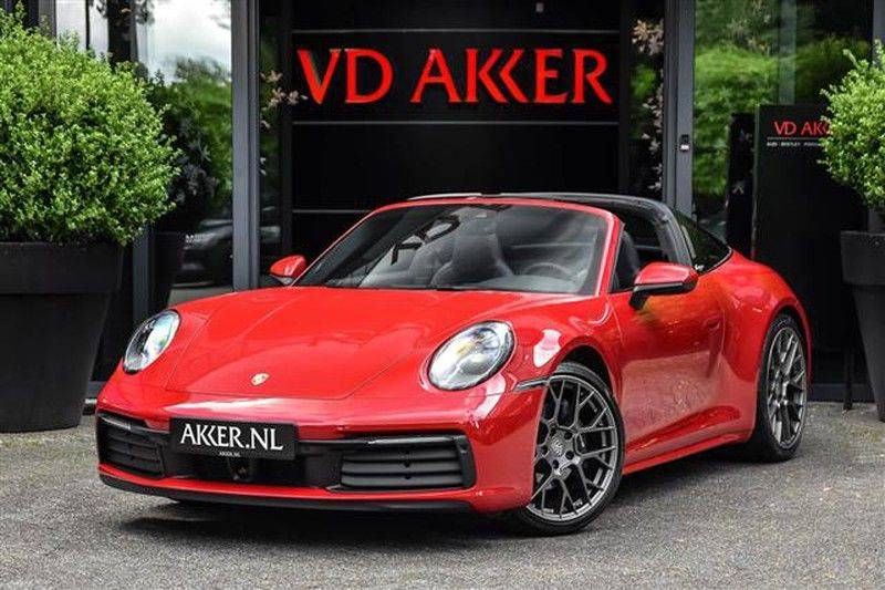 Porsche 911 TARGA 4 TOPVIEW+BOSE+MATRIX LED+ST.KOELING afbeelding 1
