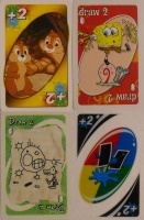 Uno Draw 2 Cards