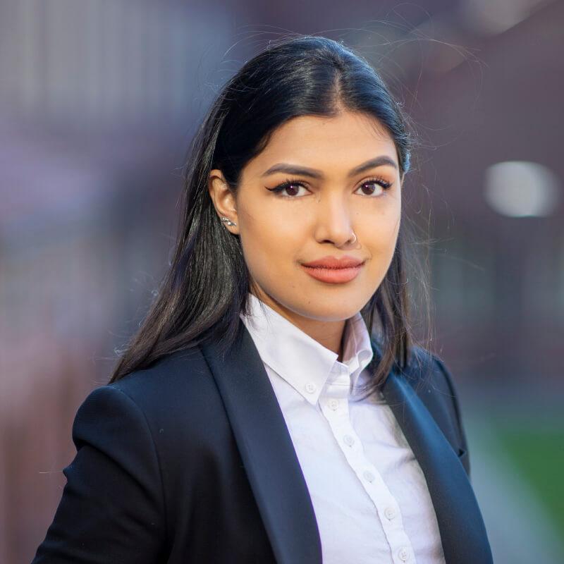 Natasha Mridha