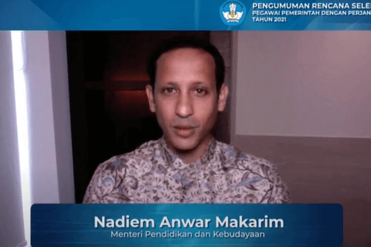 Rekrutmen Guru Honorer Jadi ASN PPPK 2021 Resmi Dibuka